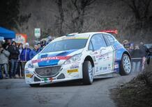 """CIR 2016 Ciocco. """"Gara 2"""" e Rally: Trionfo di Andreucci (Peugeot)"""