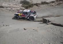 Road To Dakar. Sensazionale: Maxi Loeb Peugeot!