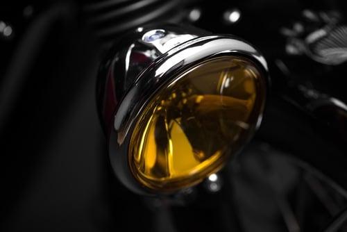 Ecco la moto Citroen Charleston che celebra i 70 anni della 2CV