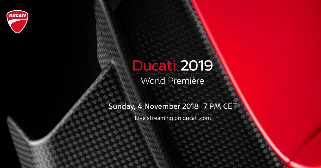 Ducati World Premiere: diretta streaming