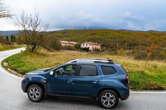 Il Dacia Duster 2018 con il GPL sul 1.6 ha 109 CV