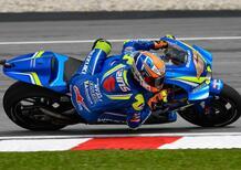 MotoGP 2018. Rins è il più veloce nelle FP2