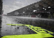 MotoGP 2018. Gara anticipata causa meteo