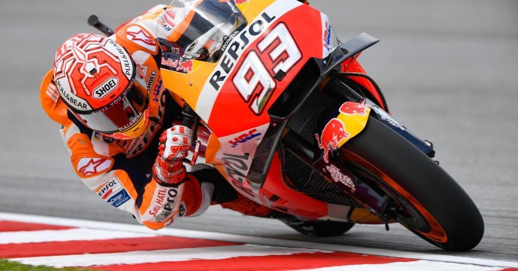 MotoGP 2018. Marquez vince il GP di Malesia