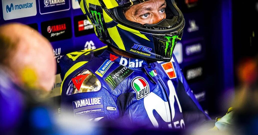 MotoGP 2018. Rossi: Poteva essere una giornata storica