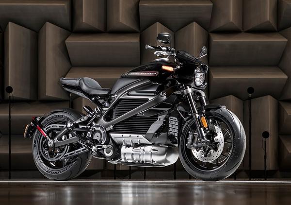 Harley-Davidson LiveWire 2019: debutto a EICMA 2018
