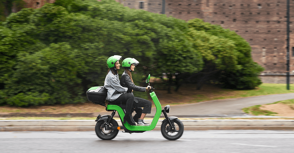 GoVolt, un nuovo scooter sharing a Milano