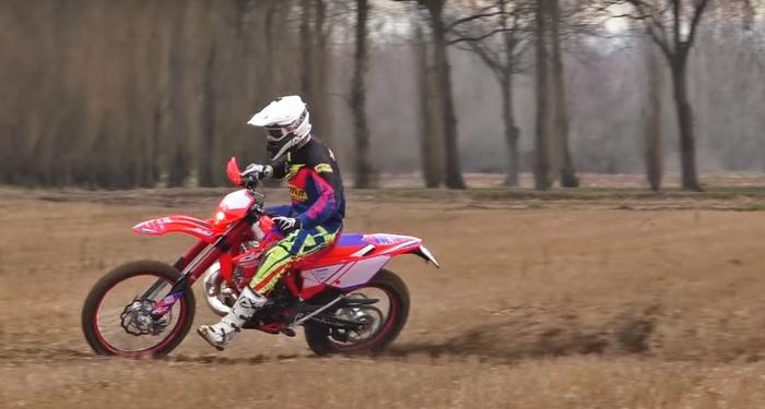 La Beta RR300 2T Racing costa 8.740 euro