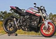 Special Ducati Streetfighter Corse