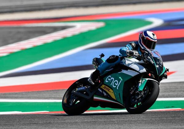 Goubert: MotoE e MotoGP non saranno in competizione