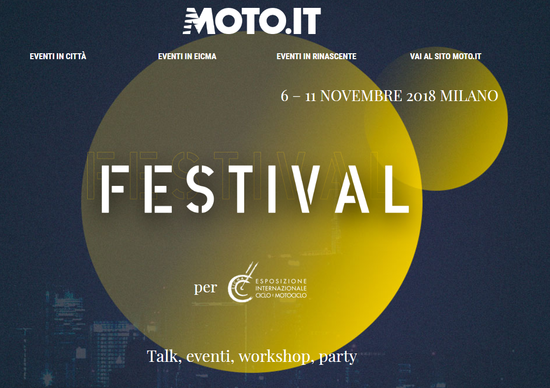 Moto.it: ad EICMA 2018 portiamo tantissime novità!