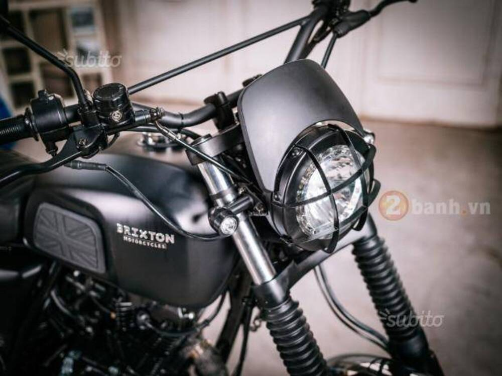 Brixton Motorcycles BX 125 R Cafè Racer EFI (2017 - 19) (2)