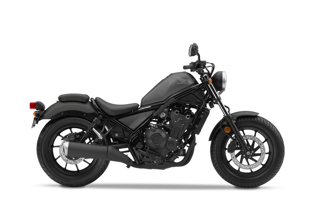 Honda CMX 500 Rebel (2017 - 19) (4)