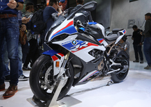 EICMA 2018: BMW S1000RR 2019, foto, video e dati