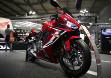 EICMA 2018: Honda CBR650R, foto, video e dati