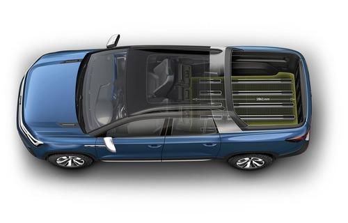 Volkswagen Tarok: finalmente il mezzo originale [foto video] (5)