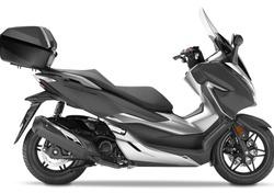 Recensioni Honda Forza 300 Motoit