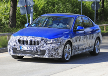 BMW Serie 1 2019, la sedan arriva anche in Europa