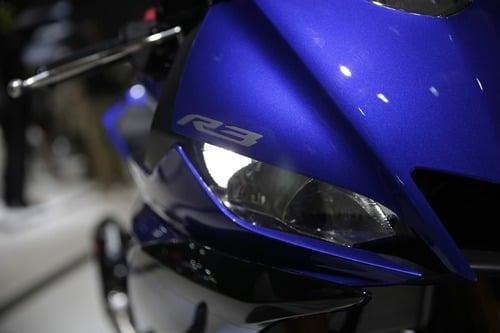 EICMA 2018: Yamaha YZF-R3, foto e dati (9)