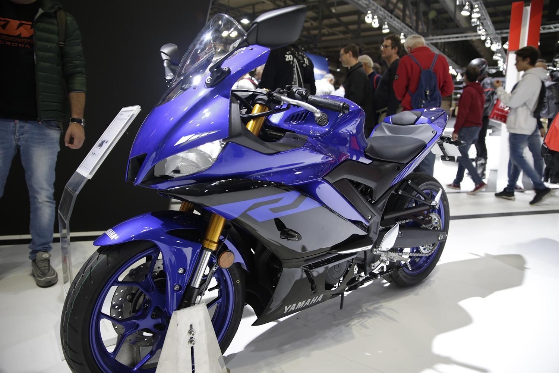 EICMA 2018: Yamaha YZF-R3, foto e dati