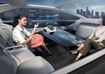 Volvo 360c, la concept elettrica e autonoma a Focus Live