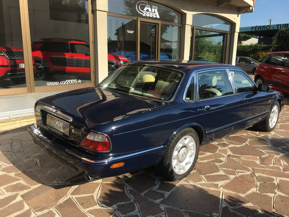 Jaguar Daimler 4.0 cat Lunga Super Charged CV 363 PERFETTA! d'epoca del 1998 a Bergamo