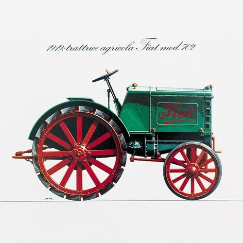100 anni fa nasceva Fiat 702, il primo trattore Fiat (9)