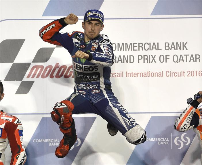 MotoGP 2016. Le foto più belle del GP del Qatar (4)