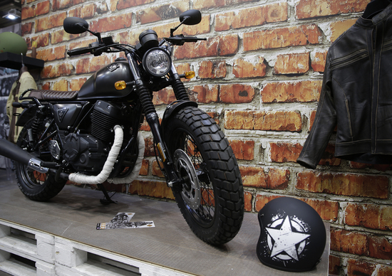 EICMA 2018: Archive Motorcycle 50 e 250 cc