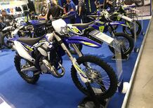 EICMA 2018: Sherco 125 e 50, video