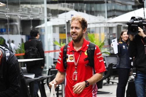 F1, GP Brasile 2018: Vettel, niente penalità: solo multa e reprimenda (2)