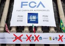 Riorganizzazione FCA: cessione Fiat a PSA, Alfa e Maserati separate, quindi unione con GM?