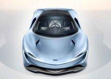 McLaren Speedtail: un anno di test, consegne dal 2020