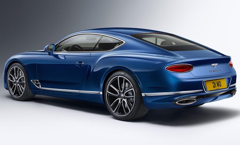 Bentley Continental 3ª s. (2018->>) (3)