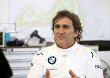 Alex Zanardi verso la 24h di Daytona 2019: completati i test sulla BMW M8 GTE
