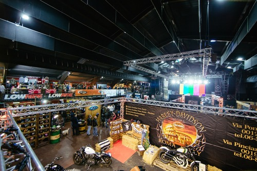 Eternal City Motorcycle Custom Show: torna Roma capoccia! (3)