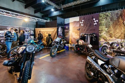 Eternal City Motorcycle Custom Show: torna Roma capoccia! (6)