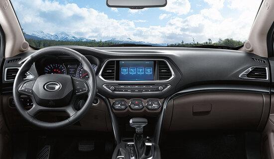 Interni del nuovo crossover cinese di Honda, FCA, Toyota e Mitsubishi?