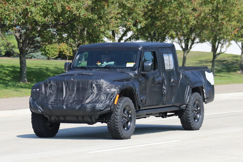 Jeep Gladiator: si chiama così il nuovo pick up?