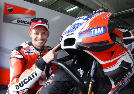 Moto: fine collaborazione Stoner-Ducati