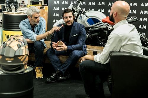 Moto.it Talks: tutte le dirette Facebook andate in onda dalla lounge de La Rinascente (3)