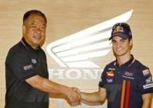Pedrosa rinnova con Honda HRC per due anni