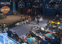 Harley-Davidson e la Dark Custom Night