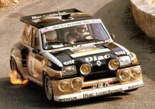 Renault 5 Maxi Turbo, la cicciona del Gruppo B
