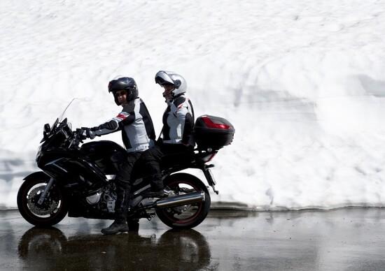 Tutto quello che c'è da sapere su moto, scooter, gomme invernali