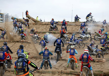 WESS-18. Red Bull Knock Out. Ultimo atto. Billy Bolt è il primo WESS Ultimate Enduro Rider