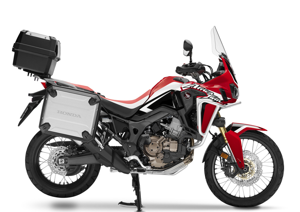 Honda Africa Twin DCT ABS Travel Edition (2016 - 17)