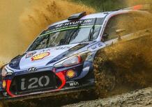 WRC18 Australia. Finale da capogiro. Ogier, Neuville o Tanak?
