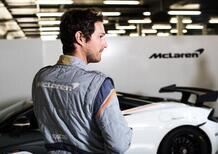 McLaren e Sparco insieme per la tuta da corsa più leggera del mondo
