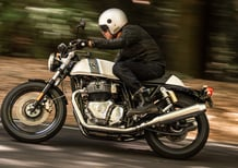 Royal Enfield Continental GT 650 e Interceptor